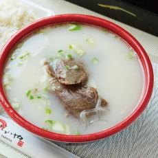 コムタンスープ(小)