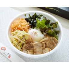 辛口サムギョプサル丼(ピリ辛)写真はイメージ(サムキョプサル)例です。